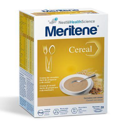 Meritene Cereal Instant  Cereales con Cacao 20 Raciones
