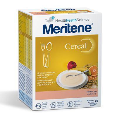 Meritene Cereal Instant Multifrutas 20 Raciones