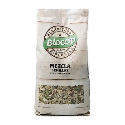 Biocop Mezcla de Semillas Sésamo Tostado 250g