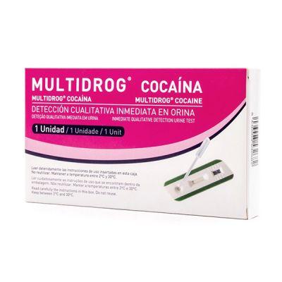 Multidrog Cocaina Test