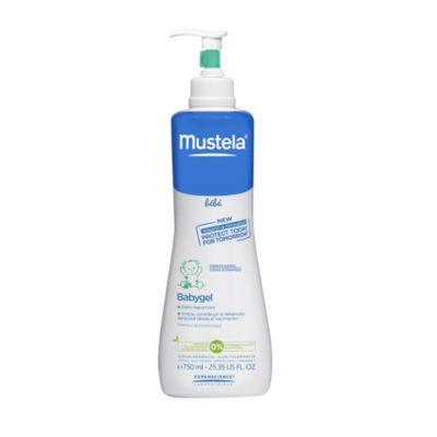 Mustela Baby gel baño de Espuma  750ml