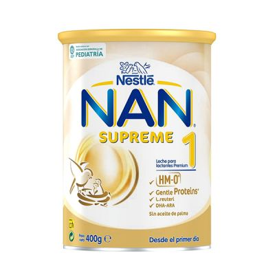 Nestle NAN Supreme 1 Leche 400g