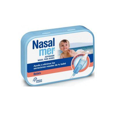 Nasalmer Aspirador Nasal para Bebés