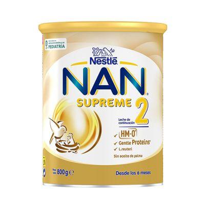 Nestle NAN Supreme 2 Leche 800g