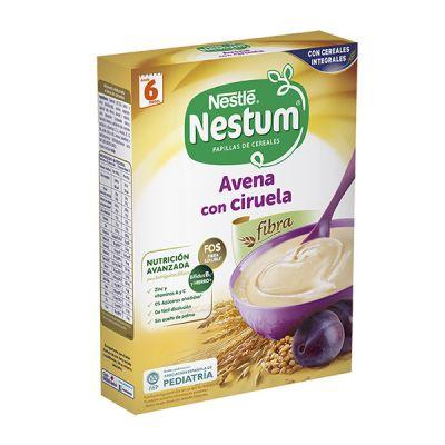 Nestle Nestum Avena con Ciruelas 250g