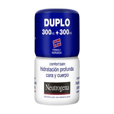 Neutrogena Duplo Comfort Balm 300ml + 300ml