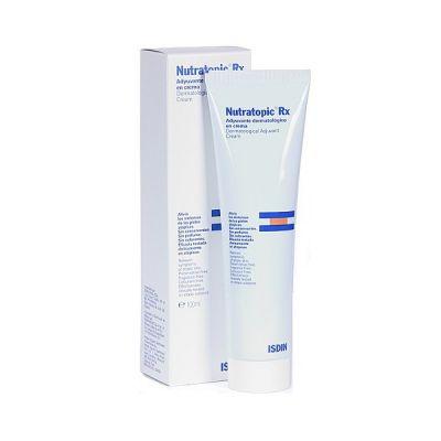 Nutratopic Rx Crema Adyuvante Dermatológico 100ml