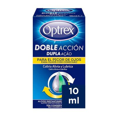 Optrex Doble Accion Picor 10ml