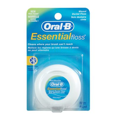Oral B Essental Floss Seda Dental 50m