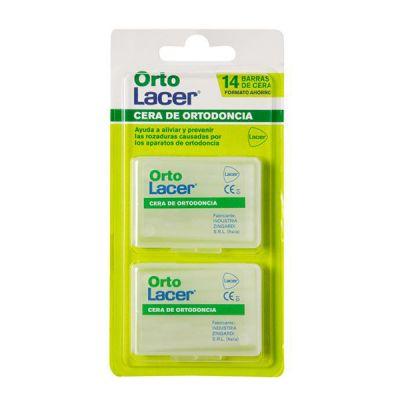 OrtoLacer Cera de Ortodoncia 14 Barras
