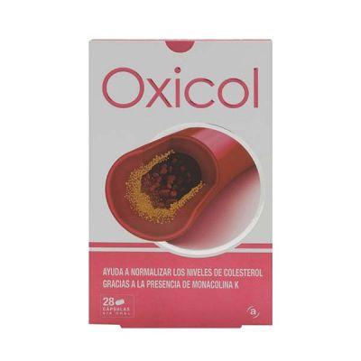 Oxicol 28 cápsuals
