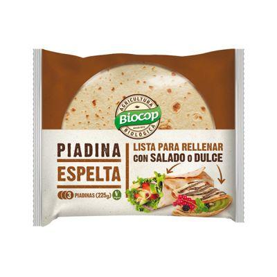 Biocop Piadina de Espelta 3 und 225g