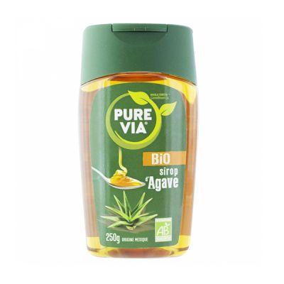 Pure Via Bio Sirope de Agave 250g
