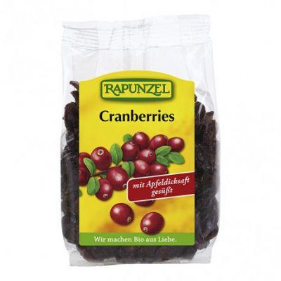 Rapunzel Arándanos Rojos Cramberries  100gr
