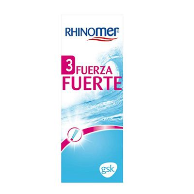 Rhinomer Spray Nasal Fuerza 3 135ml