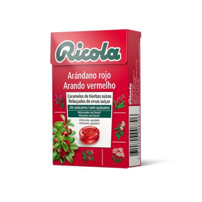 Ricola Caramelos Arandano 50g