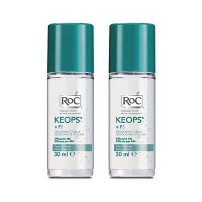 Roc Keops Desodorante stick piel normal 48 horas duplo de 40ml