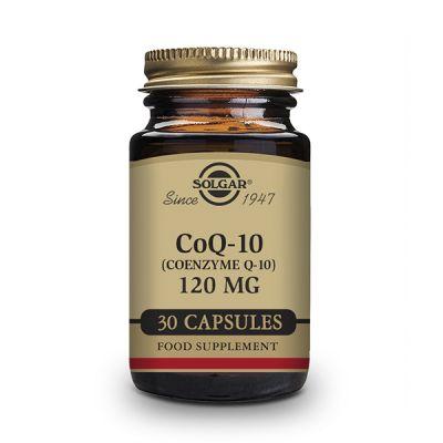 Solgar CoQ10 120mg 30 caps Vegetales