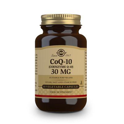 Solgar CoQ10 30mg 60 Vegicaps