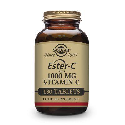 Solgar Ester-C Plus 1000mg 180 caps Vegetales