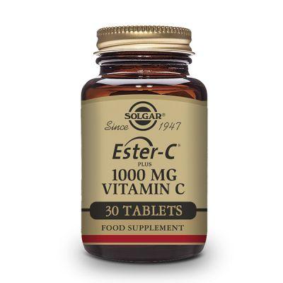 Solgar Ester-C Plus 1000mg 30 caps Vegetales