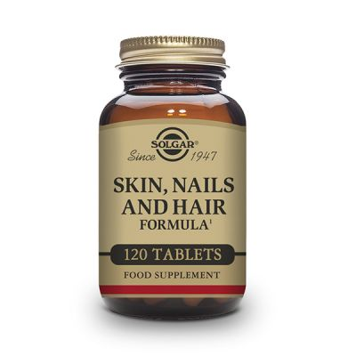 Solgar Skin Nail & Hair 120 comp