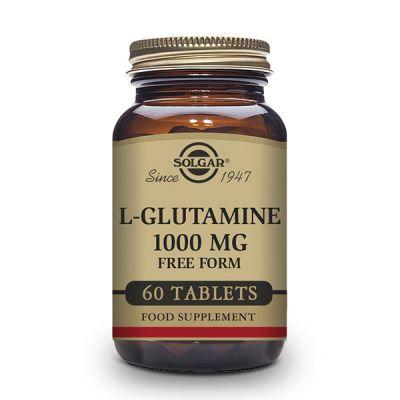 Solgar L-Glutamina 1000mg 60 Tabletas