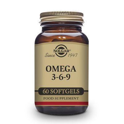 Solgar Omega 3-6-9 60caps