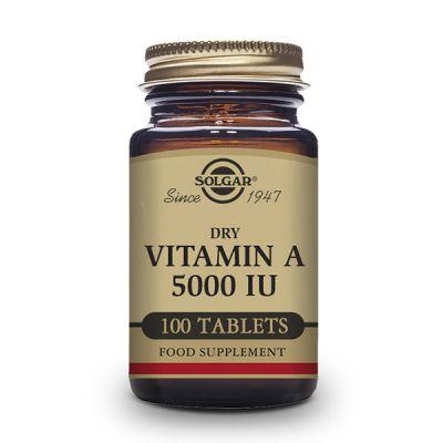 Solgar Vitamin A 5000 IU 100 caps