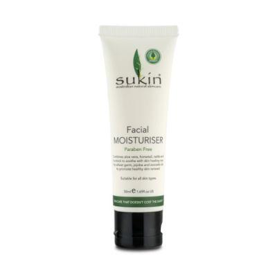 Sukin Crema Hidratante Facial Moisturiser 50ml