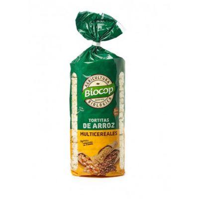 Biocop Tortitas de Arroz con Multicereales 200gr