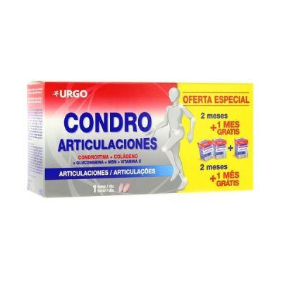 Urgo Condro Articulaciones Oferta Especial 2 meses + 1 Gratis, 180comp