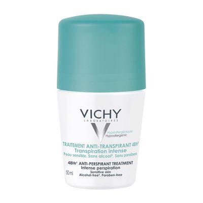 Vichy Desodorante Antitranspirante 48h Transpiración Intensa 50 ml