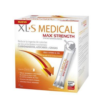 XLS Medical Max Strength 60 Sticks Sabor Afrutado