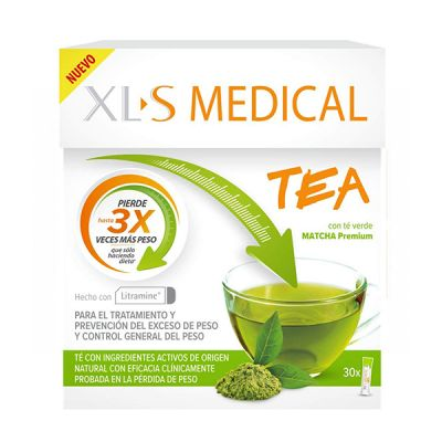 XLS Medical Tea Matcha 30 Sticks