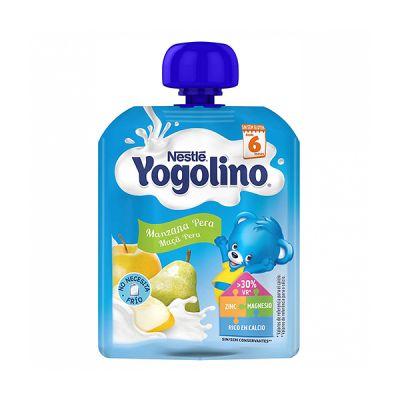 Nestle Yogolino Bolsita Manzana y Pera 90g