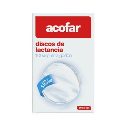Acofar Discos de Lactancia 30 und
