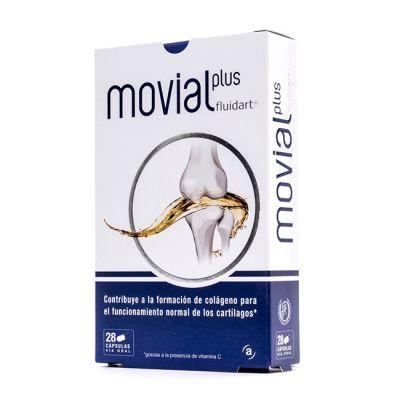 Actafarma Movial Plus Fuidart 28 caps