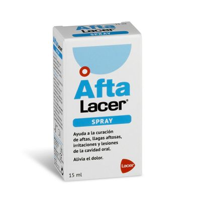 Afta Lacer Spray 15ml