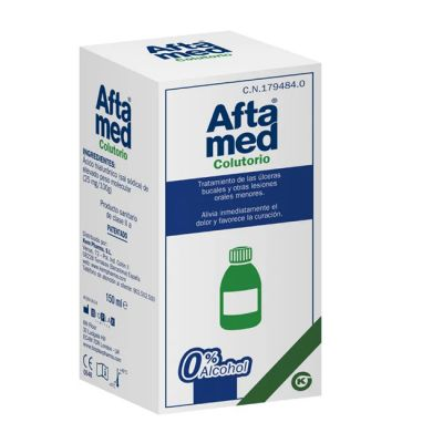 Aftamed Colutorio 0% Alcohol 150ml