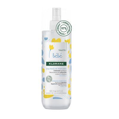 Klorane Bebe Agua Fresca Perfumada 500ml