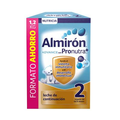Almiron Advance con Pronutra 2 Leche Continuacion 1200gr