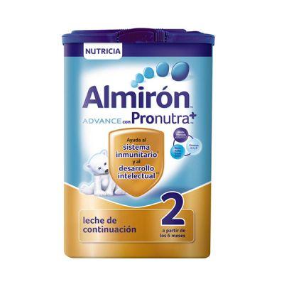 Almiron Advance con Pronutra 2 Leche Continuación 800gr