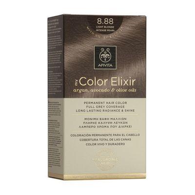 Apivita Tinte Rubio Claro Perlado Intenso Color Elixir 8,88