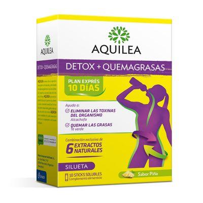 Aquilea Celulitis Sabor Piña 15 Sticks Solubles