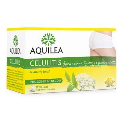 Aquilea Celulitis 20 Bolsitas Para Infusión