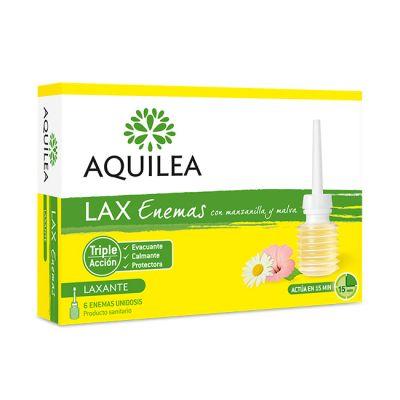 Aquilea Lax Enemas 6unds