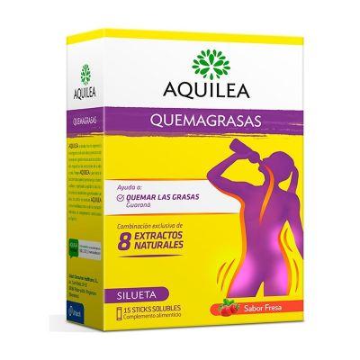 Aquilea Quemagrasas 15 Stick Solubles