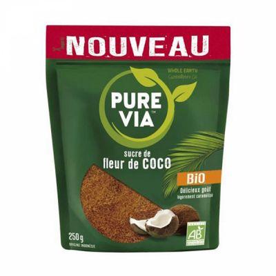 Pure Via  Bio Azúcar de Flor de Coco 250g