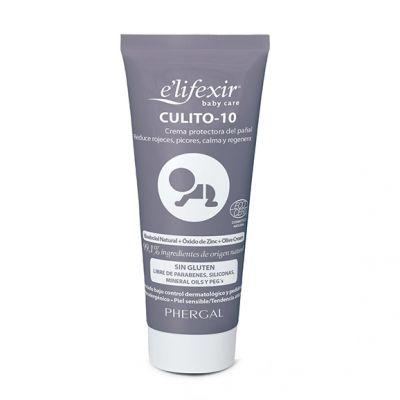 Elifexir Baby Care Culito 10 Crema para Pañal 75ml